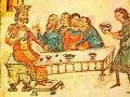 Пиршество на хан Крум след победата над император Никифор